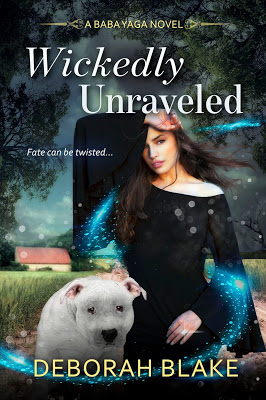 WIckedlyUnraveled cover